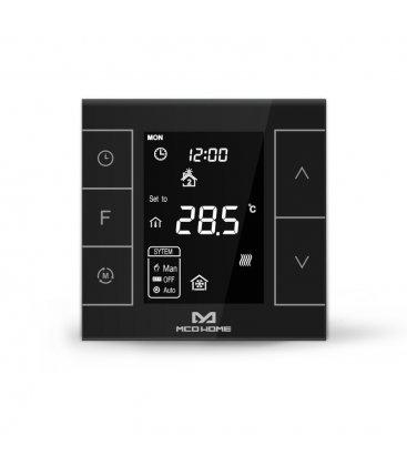 MCO Home Termostat pro ohřívače vody Verze 2 (MH7H-WH), Černý
