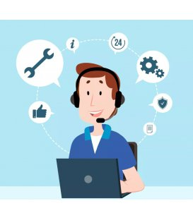 Service - remote support (30 minutes)