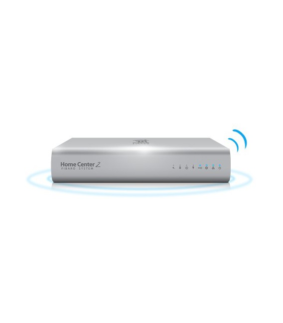 Z-Wave Controller - FIBARO Home Center 2 (FGHC2)