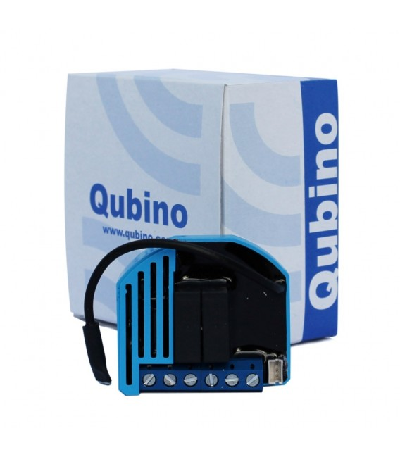 Qubino Flush 2 Relays Plus