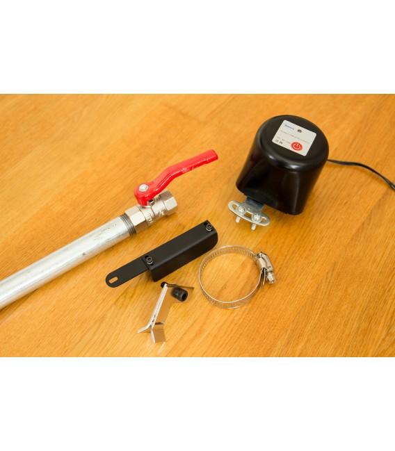 POPP Regulátor Prietoku Plynu/Vody