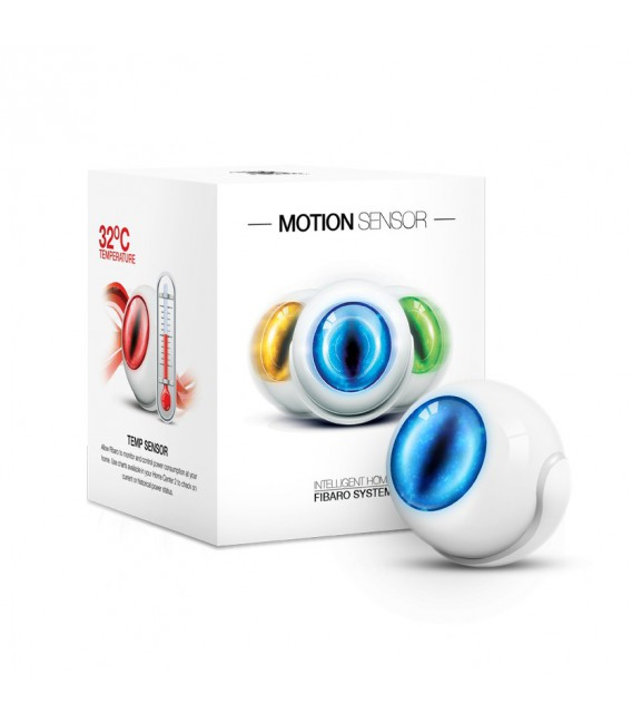 Fibaro Motion Sensor (FGMS-001-ZW5)