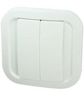 Nodon Wall Switch White [NODECWS3101]