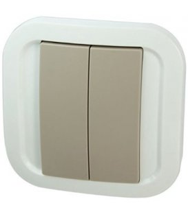 Nodon Wall Switch Cozy Grey [NODECWS3102]