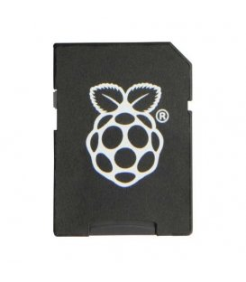 Raspberry Pi 16GB NOOBS Micro SD Card