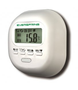 Everspring Temperature and Humidity Sensor