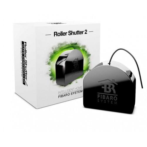 Fibaro Roller Shutter 2 Fgr 222 Z Wave Modul Na