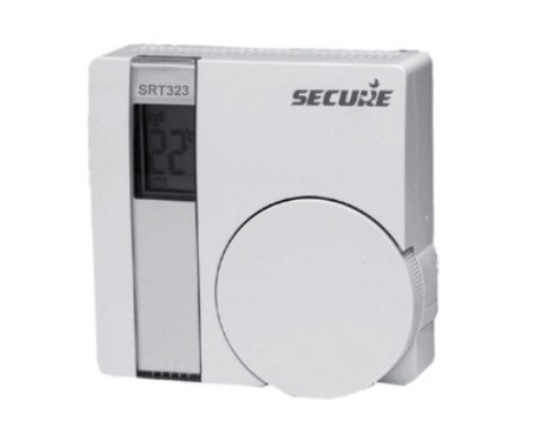 Secure Srt323 Wireless Thermostat Z Wave Secure Srt323