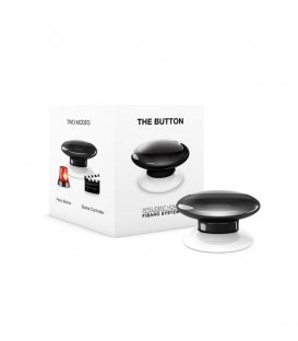 Fibaro Button - Black (FGPB-101-2)