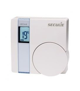 Secure Wall Thermostat with LCD