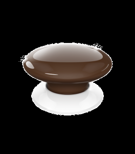 Fibaro Button - Brown (FGPB-101-7)