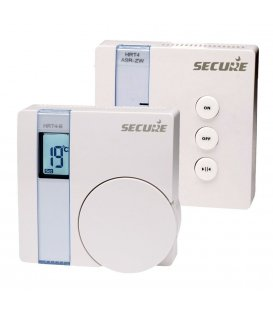Secure Thermostat and Boiler Actuator Set
