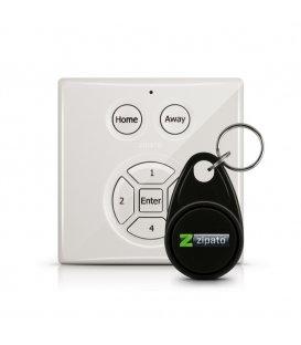 Zipato RFID Čtečka + RFID Klíčenka