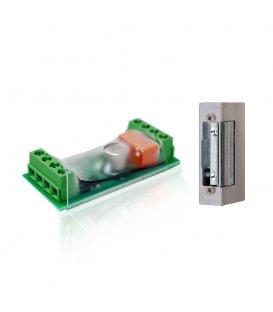 Popp Elektronický Ovládací modul otevírání dveří s otevíráním zámku dveří