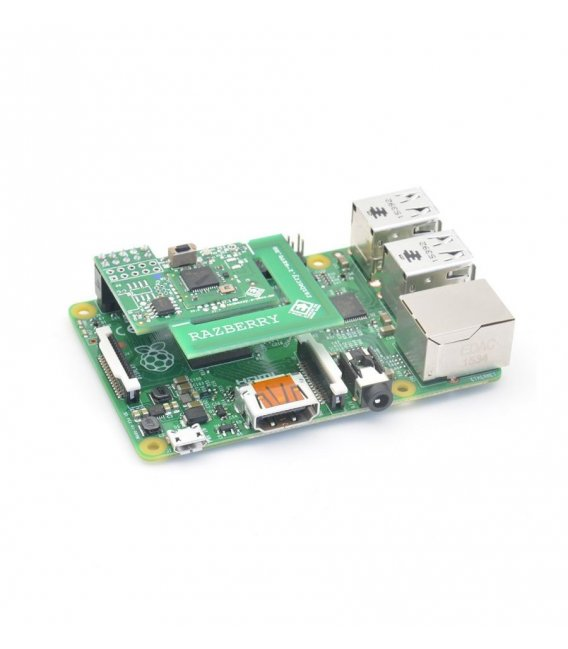 RaZberry 2 & Raspberry Pi 3 model B Set