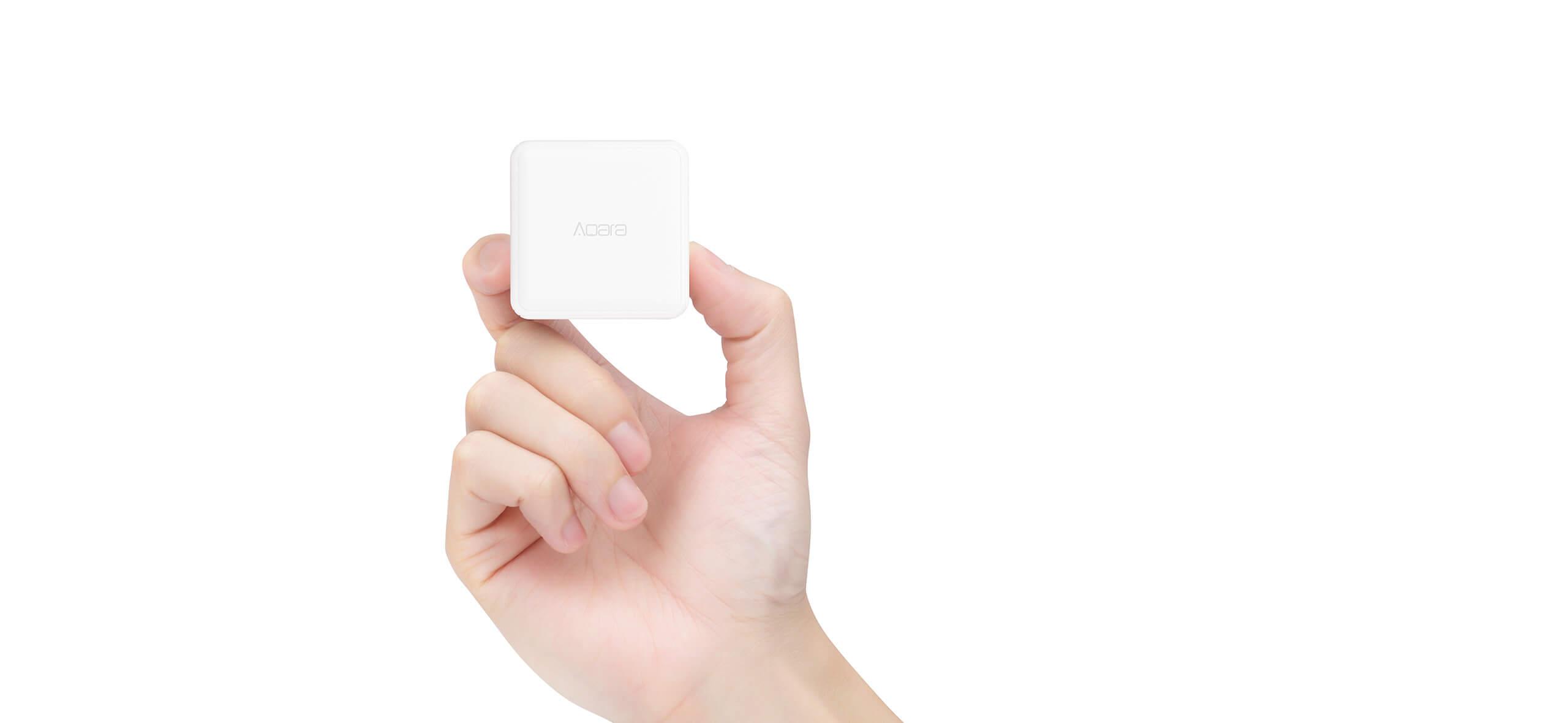 aqara cube controller