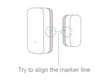 Aqara Window and Door Sensor