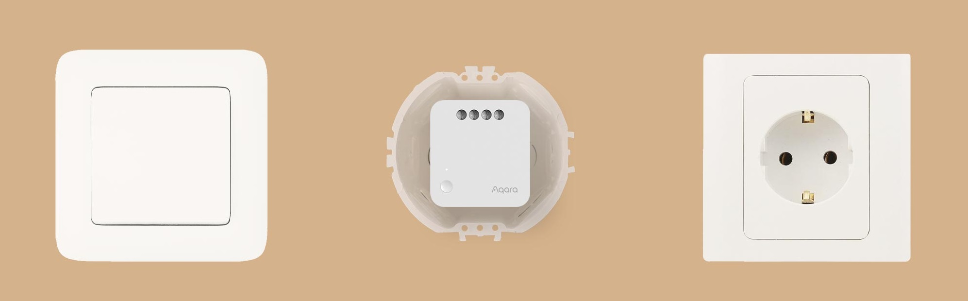 Aqara Single Switch Module T1 With Neutral