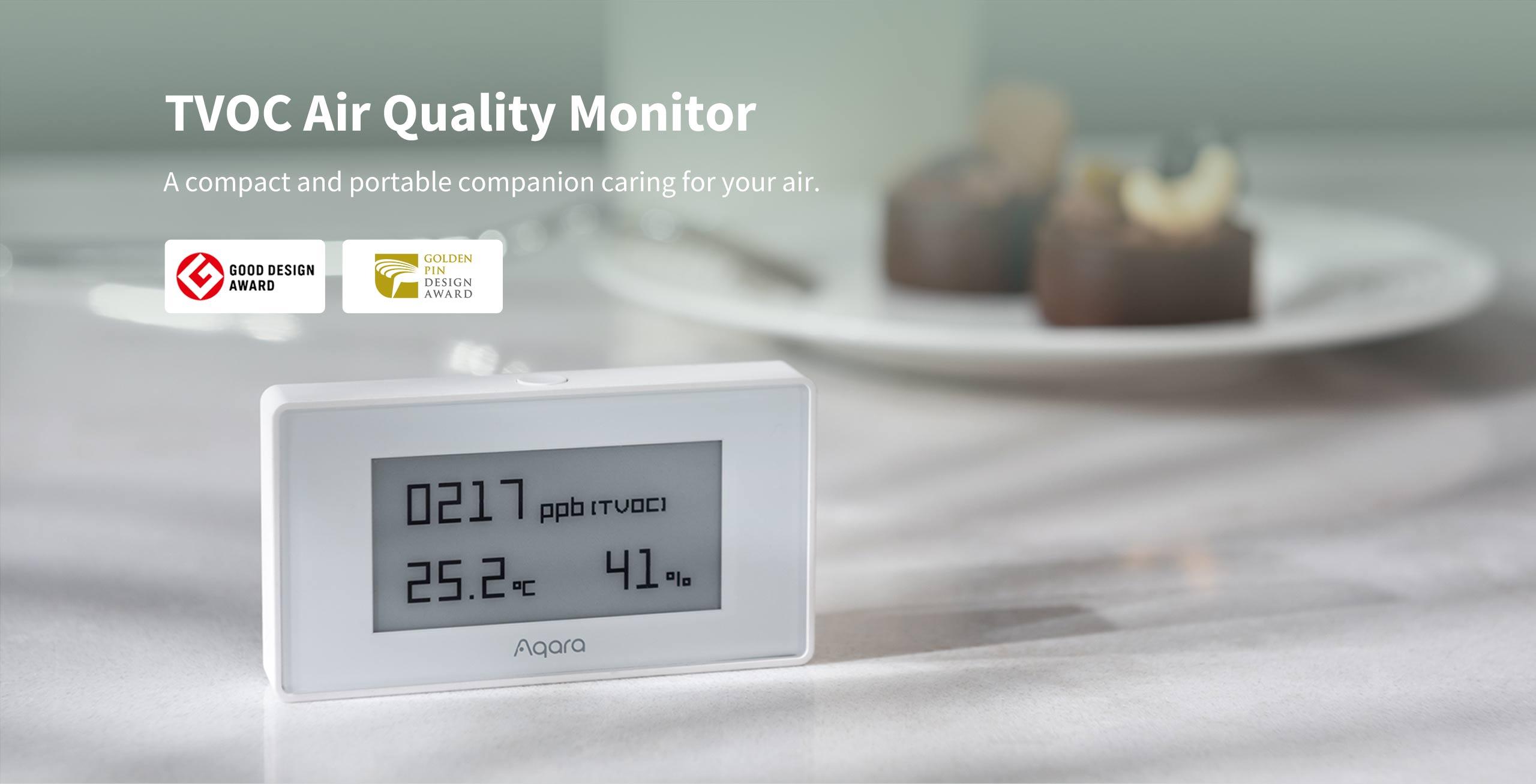 AQARA TVOC Air Quality Monitor