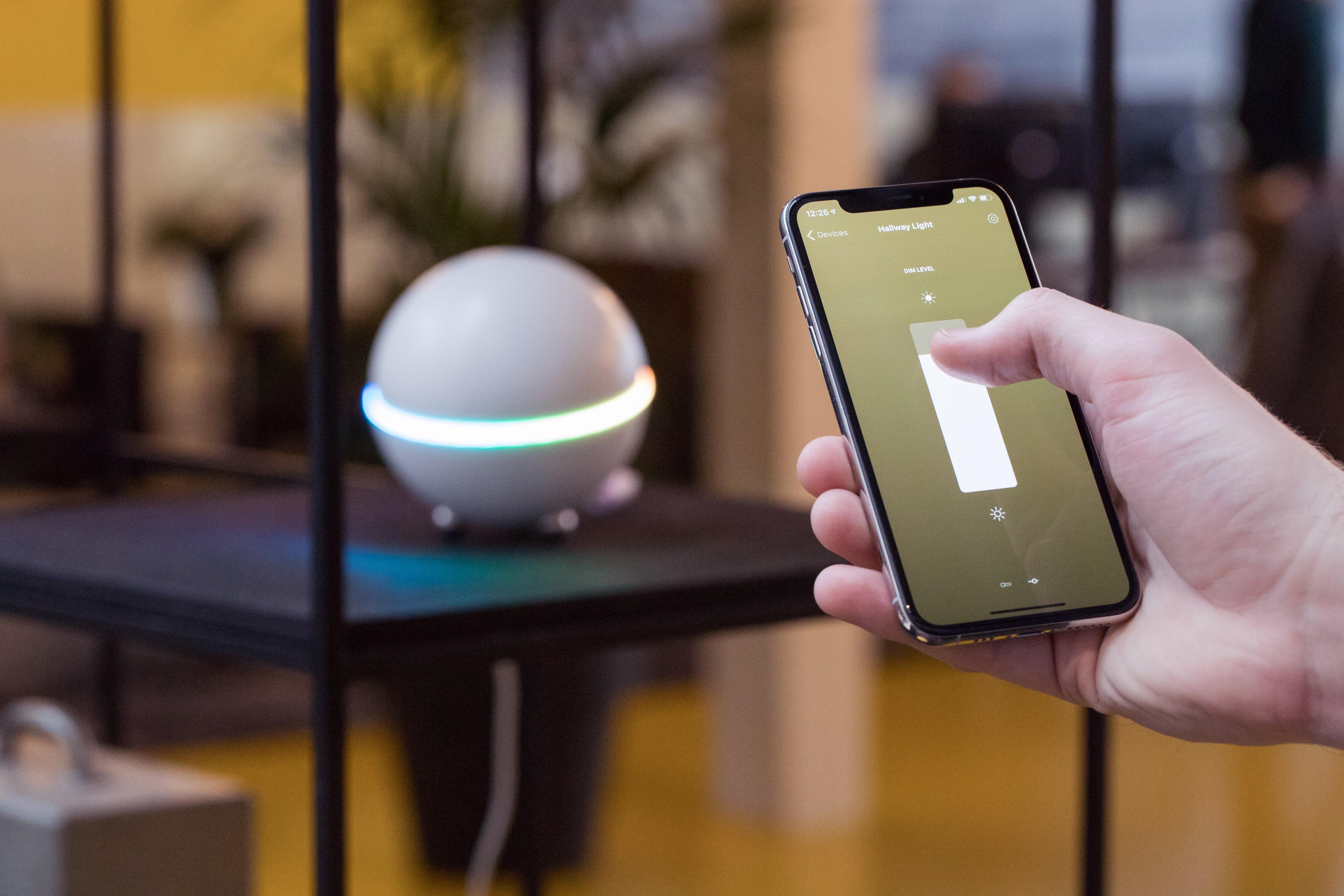 Jednoduché ovládanie smart domácnosti cez Athom Homey
