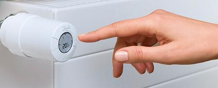 Danfoss Living Connect termosztát