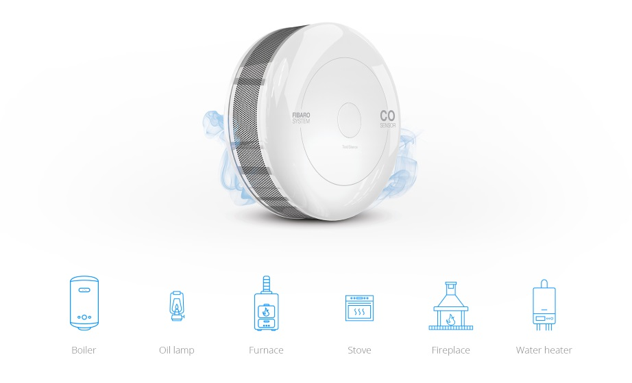 Fibaro CO Senzor