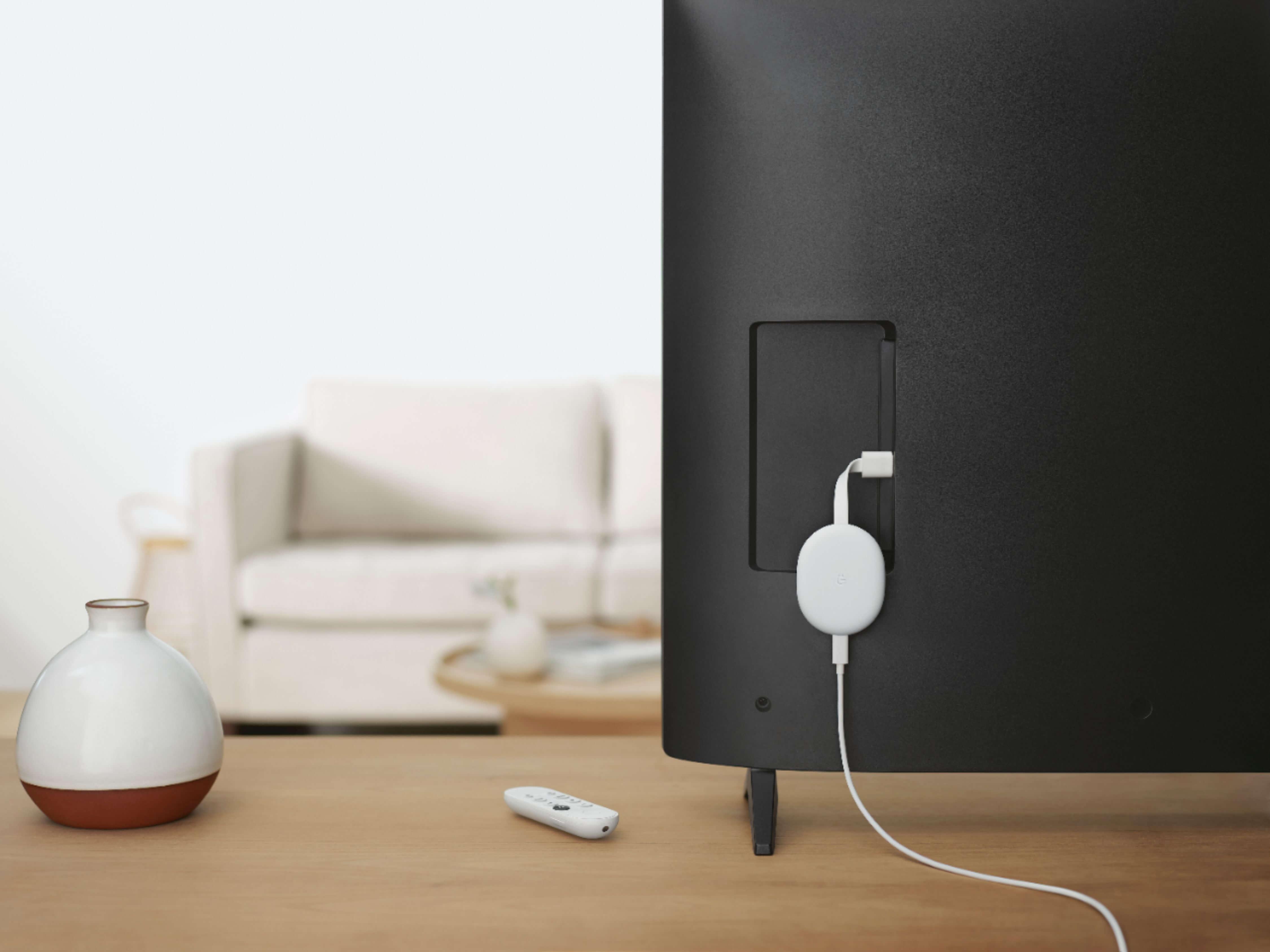 Google Chromecast 4k with Google TV
