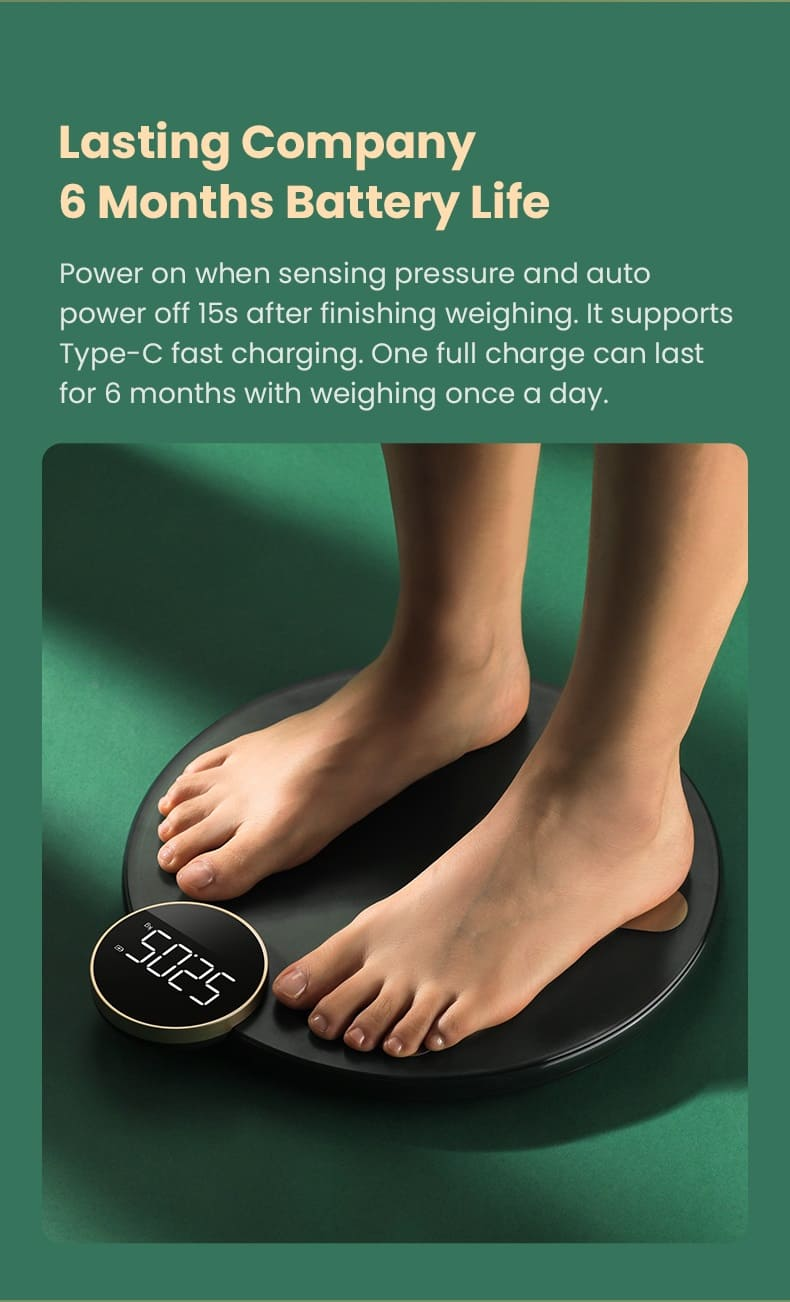 Haylou Smart Body Fat Scale HS01B