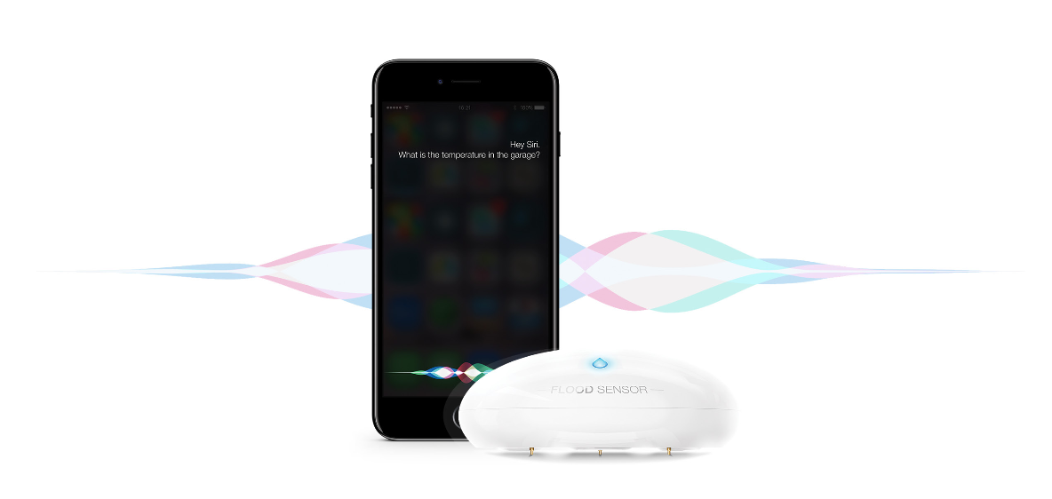 homekit fibaro flood sensor