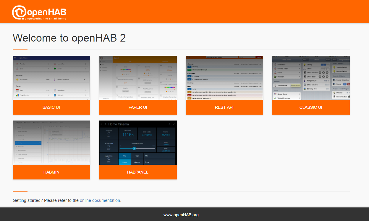 OpenHAB 2 and RaZberry - Blog