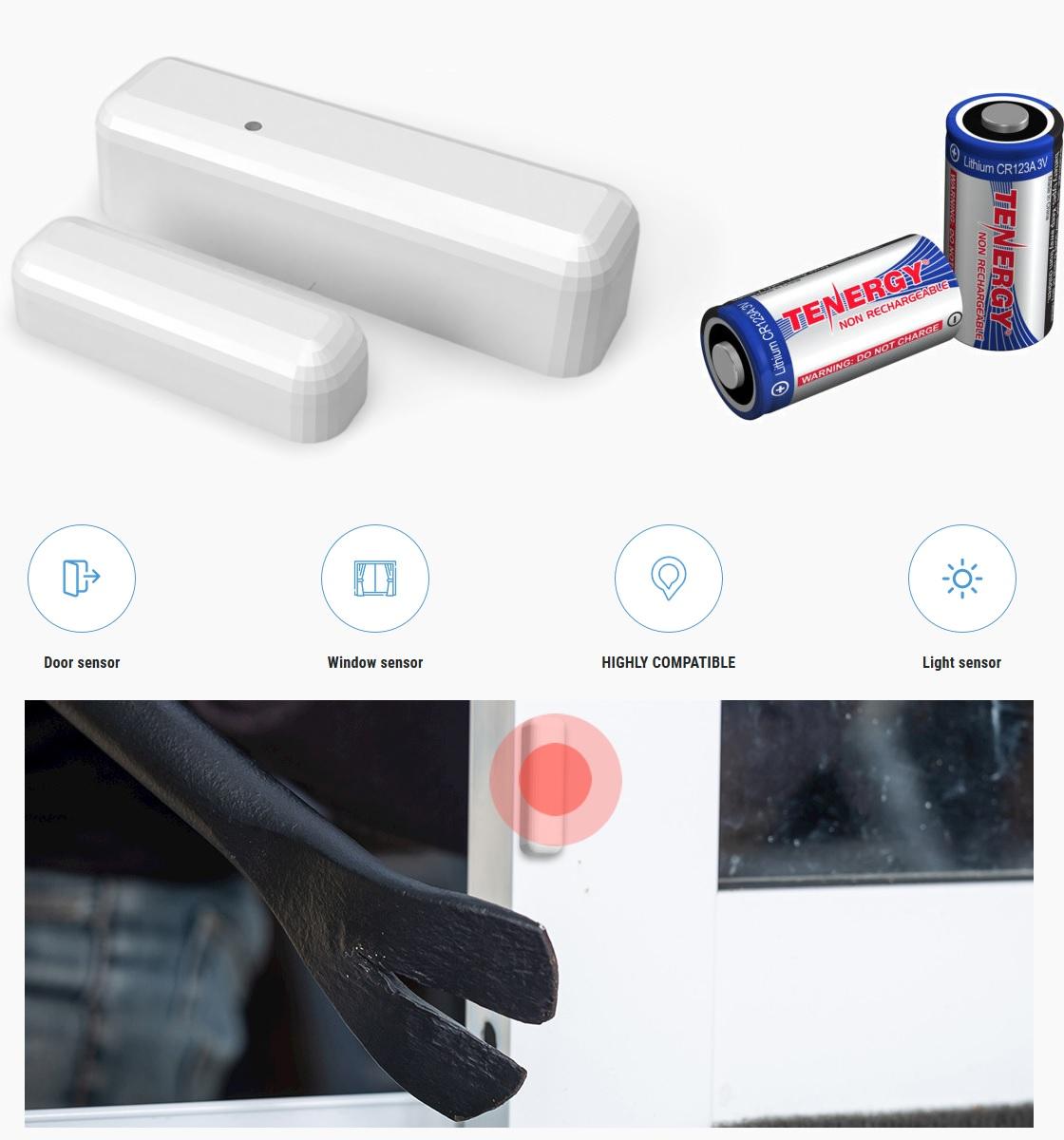 Shelly Door Window sensor