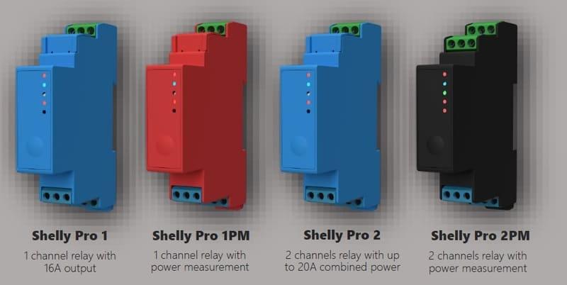 Shelly Pro 1