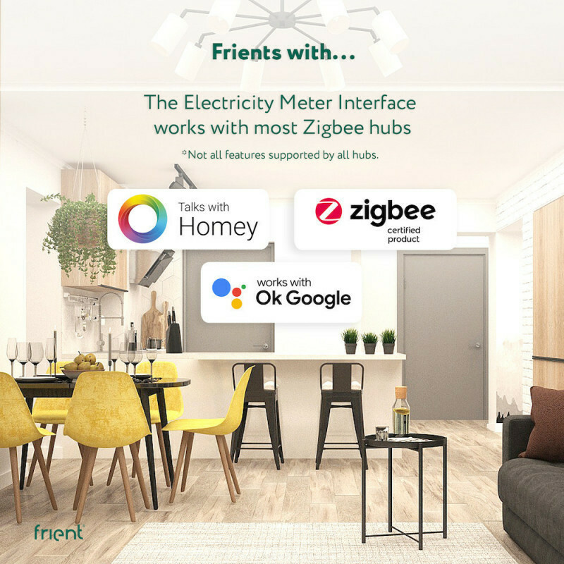 frient Electricity Meter Interface