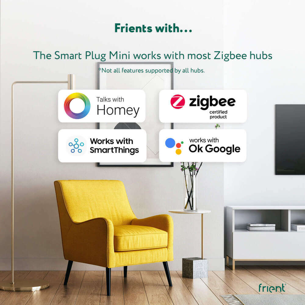 frient Smart Plug Mini