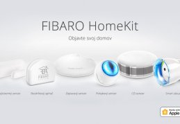 Home automation and control with Apple HomeKit