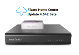 FIBARO SYSTEM v 4.542 BETA CHANGELOG