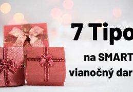 Sedem tipov na SMART vianočný darček