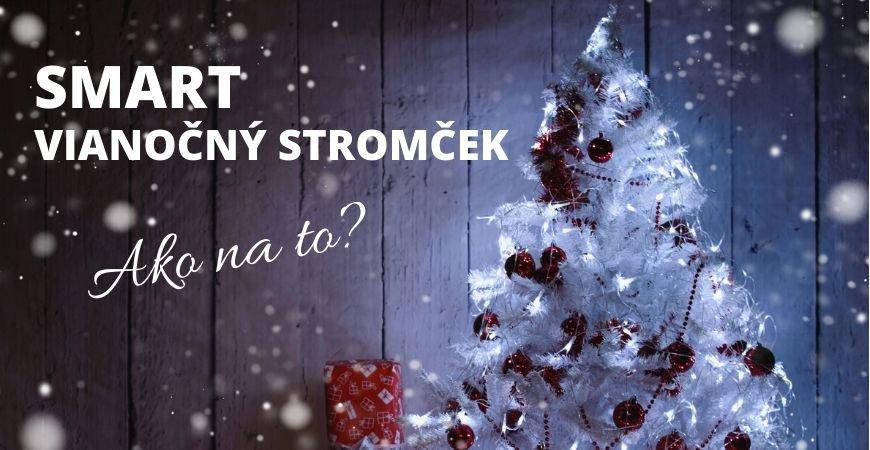 Jak ovládat vánoční stromek