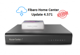 FIBARO SYSTEM v 4.571 BETA CHANGELOG