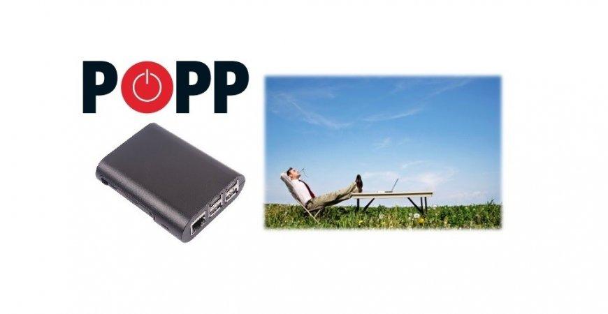 POPP Hub Vzdialený prístup a Pridávanie zariadení