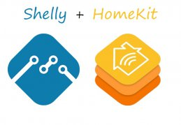SHELLY HomeKit Podpora (Open Source)