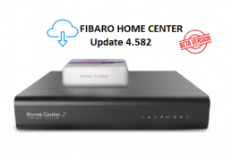 FIBARO HC2 / HCL v 4.582 BETA CHANGELOG