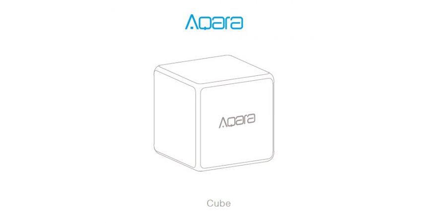 Aqara Cube prvé spustenie