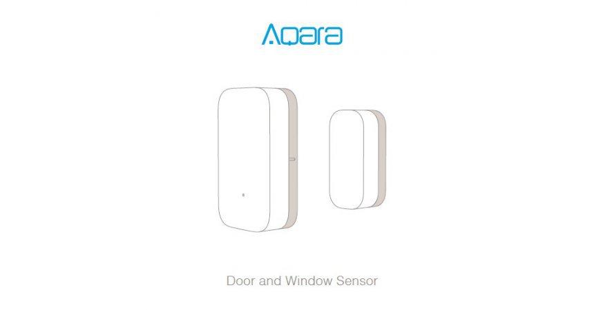 Aqara Window and Door Sensor prvé spustenie