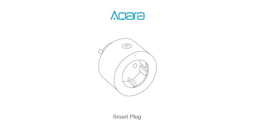 Aqara Smart Plug quick start guide