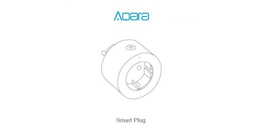Aqara Smart Plug prvé spustenie