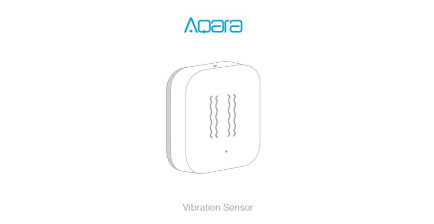 Aqara Vibration Sensor quick start guide