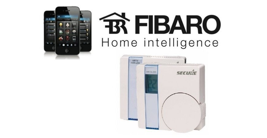 Configuration of SRT321 thermostat and the SSR 303 FIBARO relay