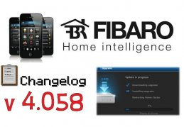 Fibaro HC2 v 4.058 BETA Changelog