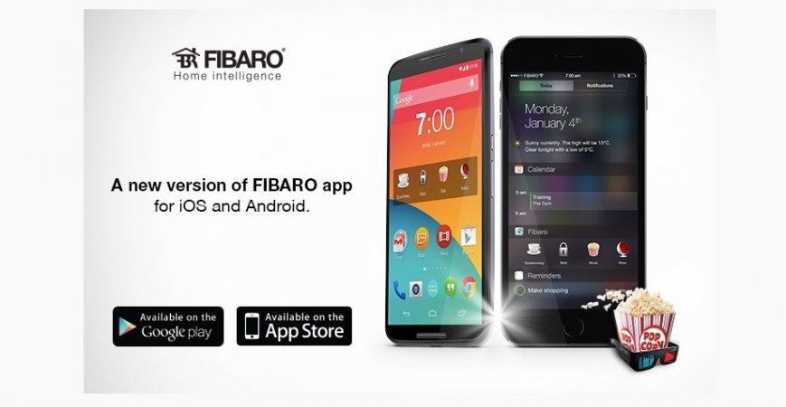 Ako vytvoriť widget scény - Fibaro